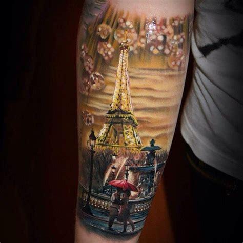 paris tattoo 1000 ideas about on eiffel tower