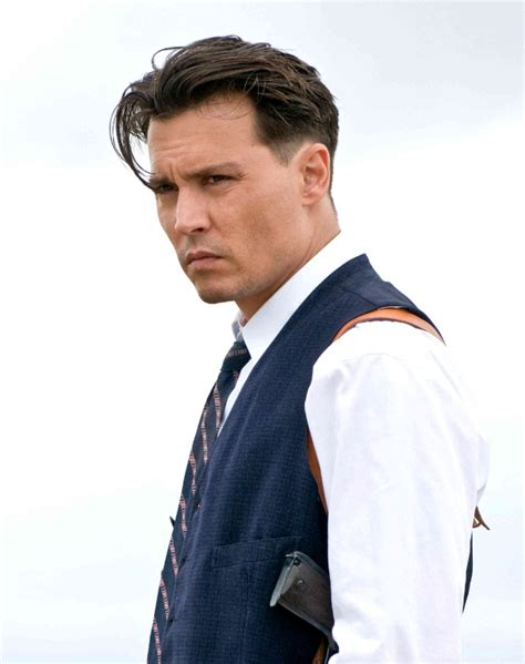 mobster hairstyles johnny depp haircut public enemies