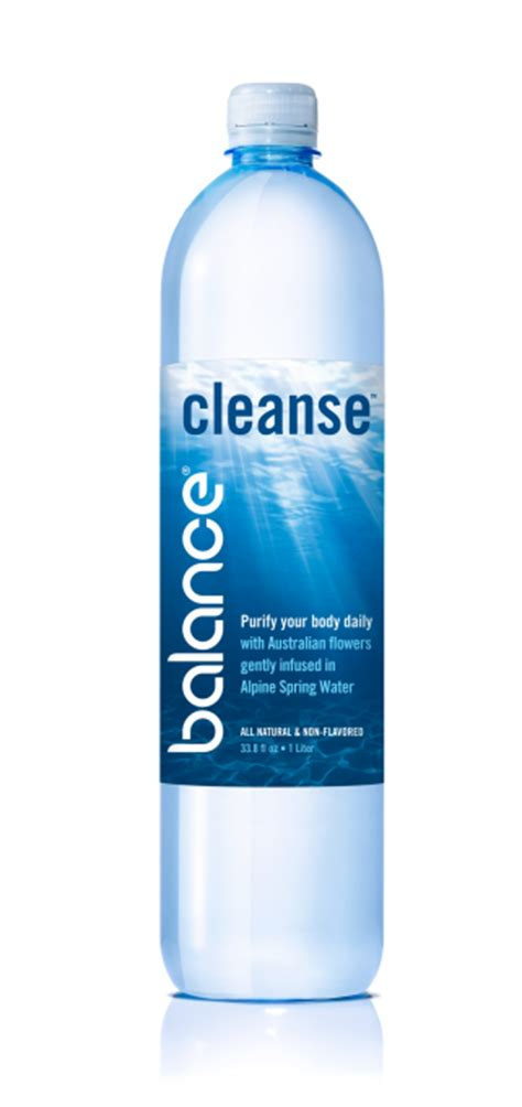 Balance Detox by Balance Launches A New Non Flavored Cleanse Beverage