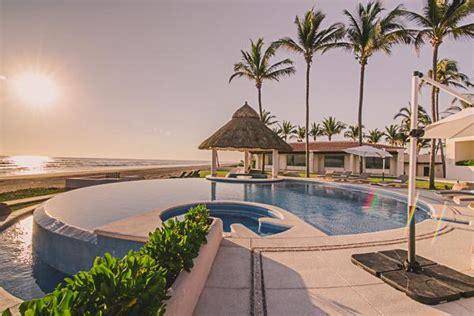casa vidas casa sobre playa tres vidas acapulco privilegiada