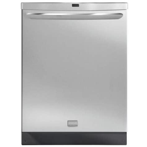 frigidaire gallery dishwasher fghd2433kf frigidaire gallery 24 inch built in dishwasher