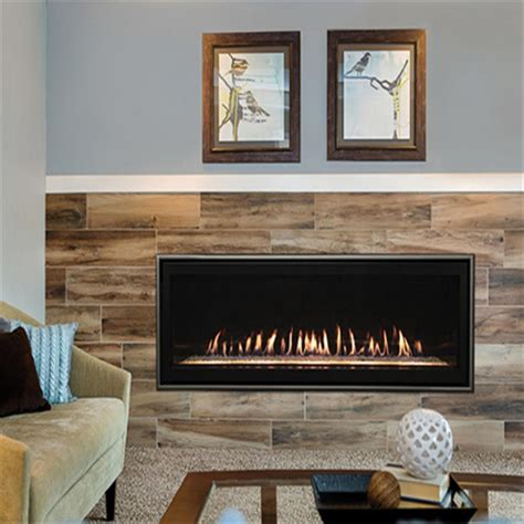 Direct Vent Linear Fireplace by Linear 48 Inch 60 Inch Direct Vent Fireplace