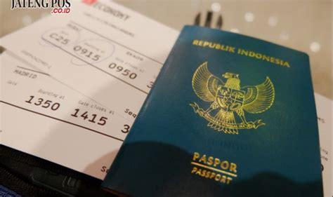membuat paspor online semarang siapa di balik misteri ribuan pemohon paspor fiktif