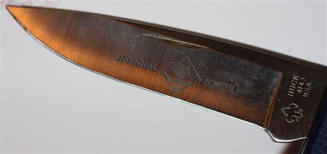 buck boy scout knife buck knives 414 cub scoutlite boy scouts folding