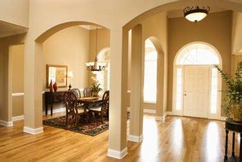 convert  open foyer   room home guides