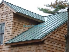 Building A Shed Dormer Step By Step Metal Roof Metal Roof Panel Types