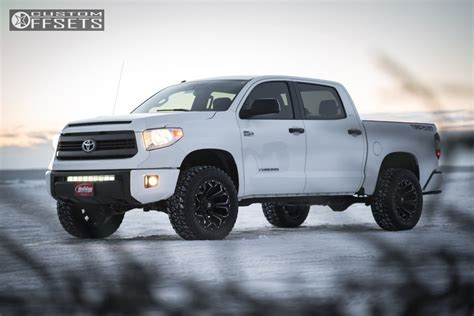Suspension Lift Toyota Tundra Wheel Offset 2015 Toyota Tundra Aggressive 1 Outside