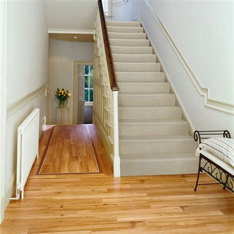 wood floor l plans how to lay wood flooring in an l shaped hall