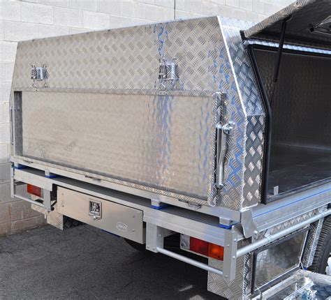 Canopy Space Custom Alloy Canopy For Space Cab Vehicles Alloy