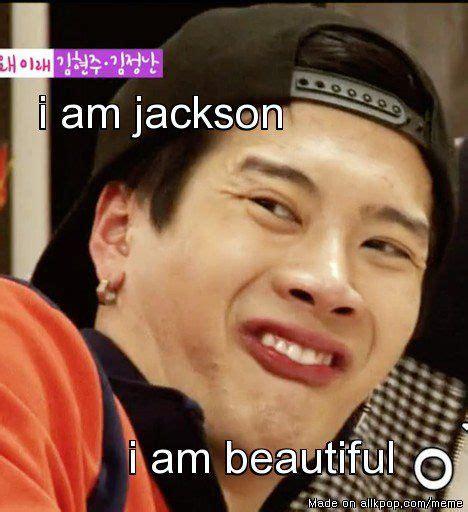 mark jackson meme meme center allkpop jackson wang