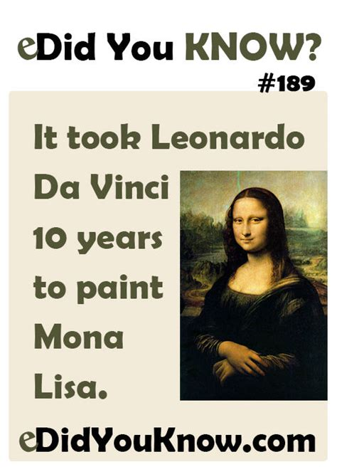 interesting facts leonardo da vinci biography fact about mona lisa pictures photos and images for
