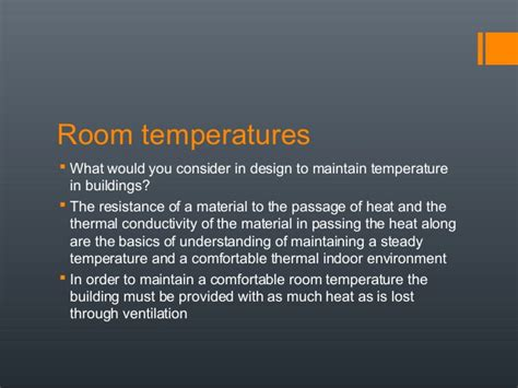 comfortable room temperature basic factors that affect human comfort