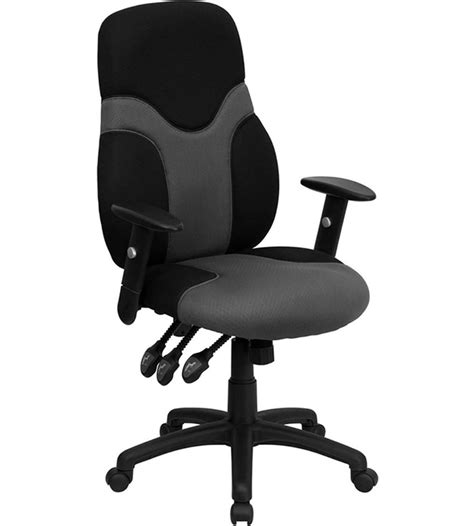 ergonomic high back desk chair high back ergonomic chair in office chairs