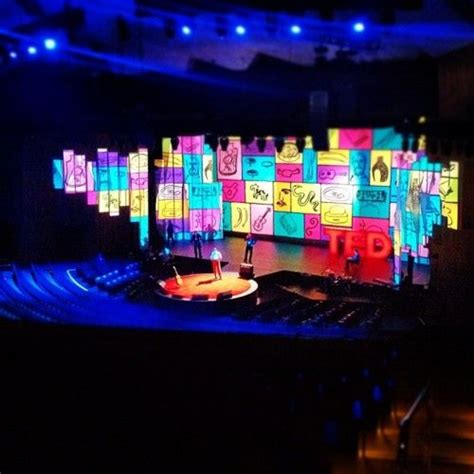 google design conference creative conference stage google 搜尋 ted design