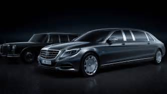Mercedes Pullman 2016 Mercedes Maybach Pullman Wallpaper Hd Car Wallpapers