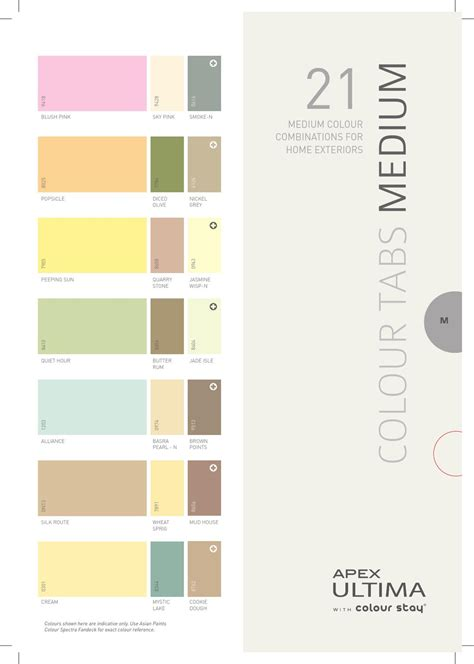 apex paints shade card 100 apex paints shade card duco shade card asian