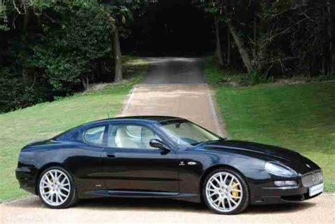 used maserati for sale by owner maserati gransport one owner low mileage petrol