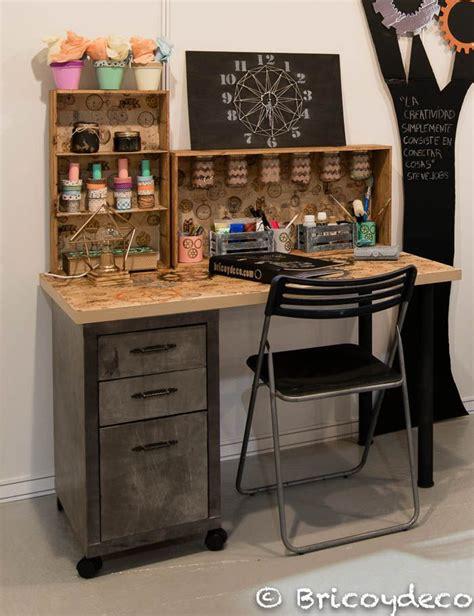 escritorios ideas m 225 s de 1000 ideas sobre escritorios reciclados en