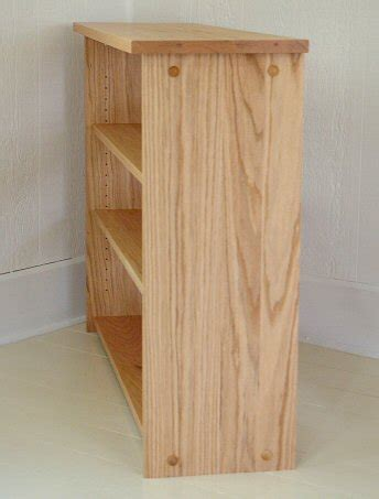 bookcases from solid hardwood