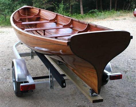 row boat modifications whitehall row boat glen l