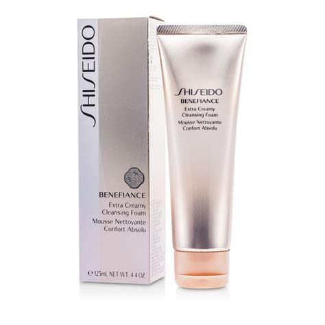 Shiseido Benefiance shiseido benefiance cleansing foam 125ml ebay