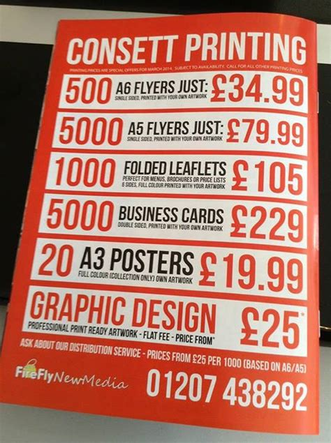 Free Flyer Templates Uk