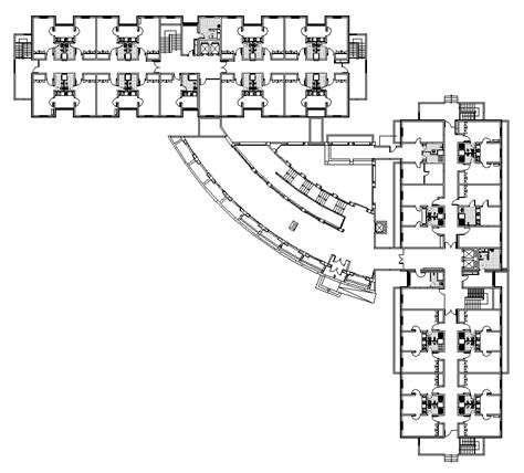 dormitory floor plans bilkent universitesi dormitory administration