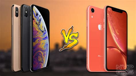 iphone xs  iphone xr whats  difference