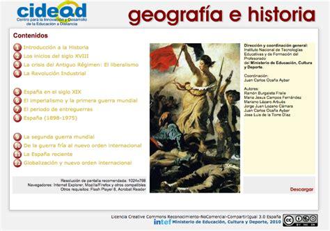 geografa e historia 3 8467852372 libro digital geograf 237 a e historia 4 186 eso 187 recursos educativos digitales