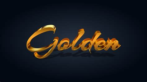 illustrator tutorial gold how to make an exquisite gold text effect in adobe