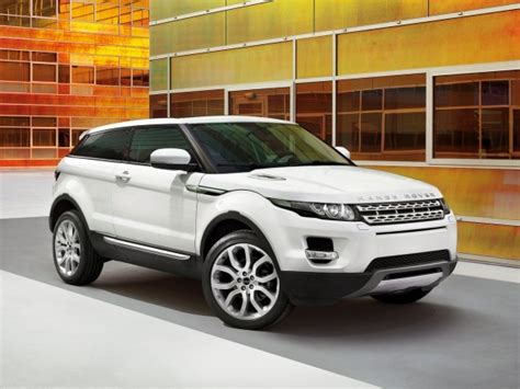 2011 land rover type range rover evoque