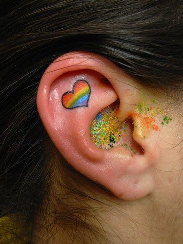 small rainbow tattoo best 25 small tattoos ideas on small