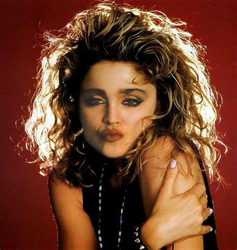 hair styles from 1985 madonna 80s madonna pinterest