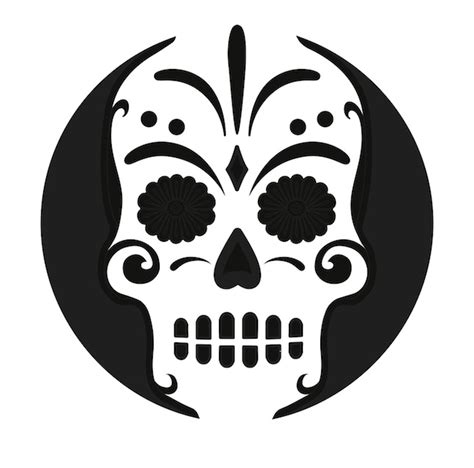 dia de los muertos pumpkin template 40 printable carving stencils for the best lookin pumpkin