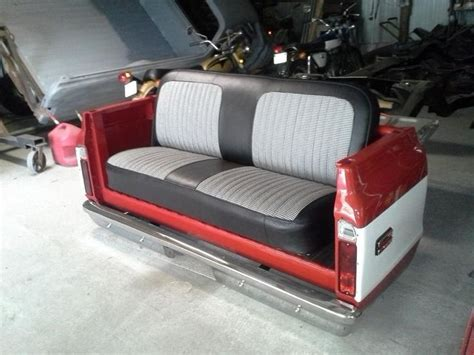 pickup trucks with bench seats 1000 images about automobile furniture on pinterest