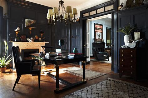 dark interior elegant dark interior design in the 20s style digsdigs