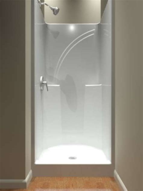 S 363779 Diamond Tub Showers One Shower Stall With Door