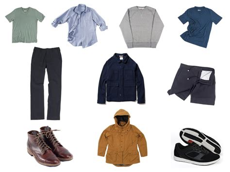 Building A Mens Wardrobe by 1 Year 1 This Stylish