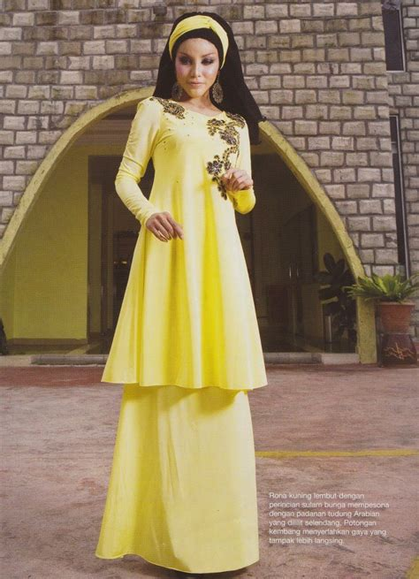 Baju Gamis P Da Metalik 17 best images about kurung on eid peplum and