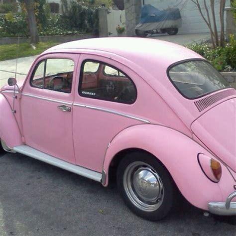 pink punch buggy car pink punch buggy car