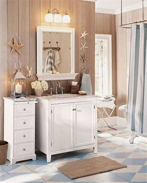 Themed Bathroom Paint Colors by Beige Themed Bathroom Paint Colors With Starfish