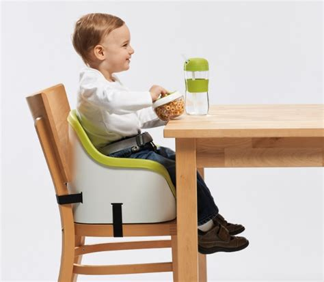 kitchen table booster seat oxo tot introduces two on the go toddler seats