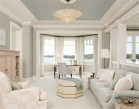 Best Colors For Ceilings by Hue Home Sky S The Limit Painted Ceilings