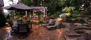 Fences For Backyards Ohio Residential Landscape Company Ohio Residential