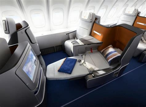 ima put you to bed lufthansa new business class seats unveiled the points guy