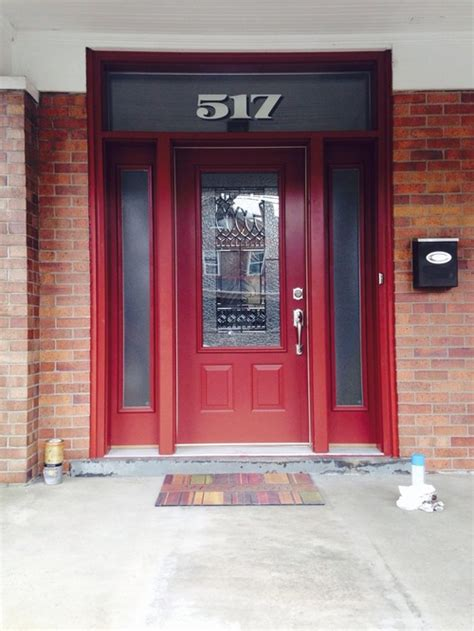 glass front door numbers front door transom numbers