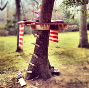 Things To Build In Your Backyard Dzieci W Ogrodzie Oryginalne Pomysły Green Thinking