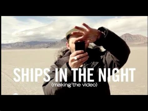 Ships In The Mat Kearney Lyrics by Mat Kearney The Of Quot Ships In The Quot