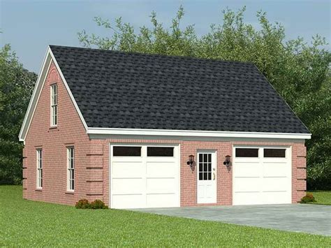 Two Car Garage Plans by 16 Unique 2 Car Garage Plan House Plans 61259