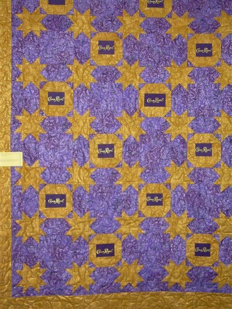 Crown Quilt Pattern by 342 Best Images About Crown Royal Bags On